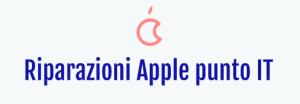 riparazioni apple